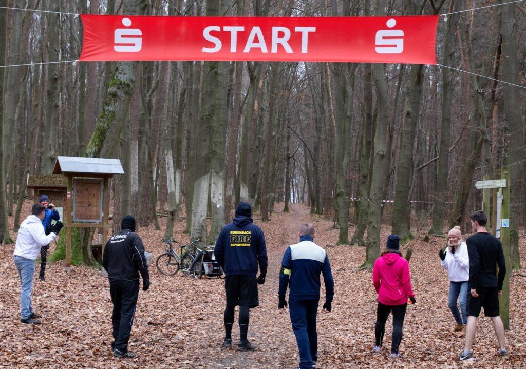 START Silvesterlauf TV Oberrodenbach 2020